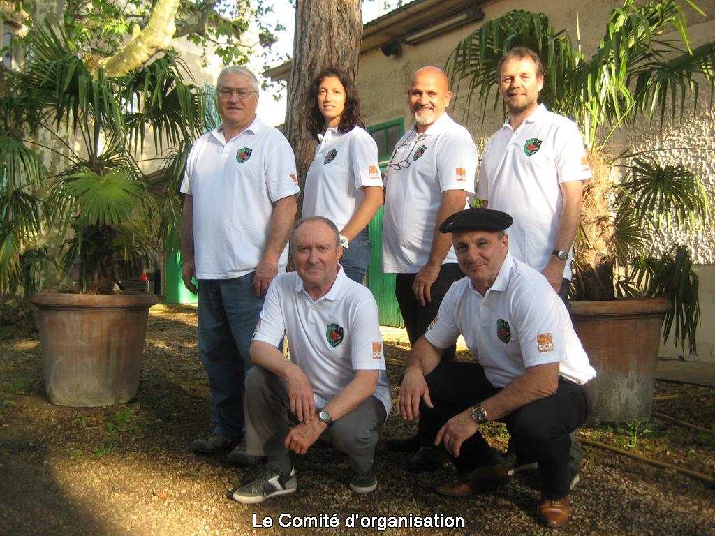 Comite-organisation