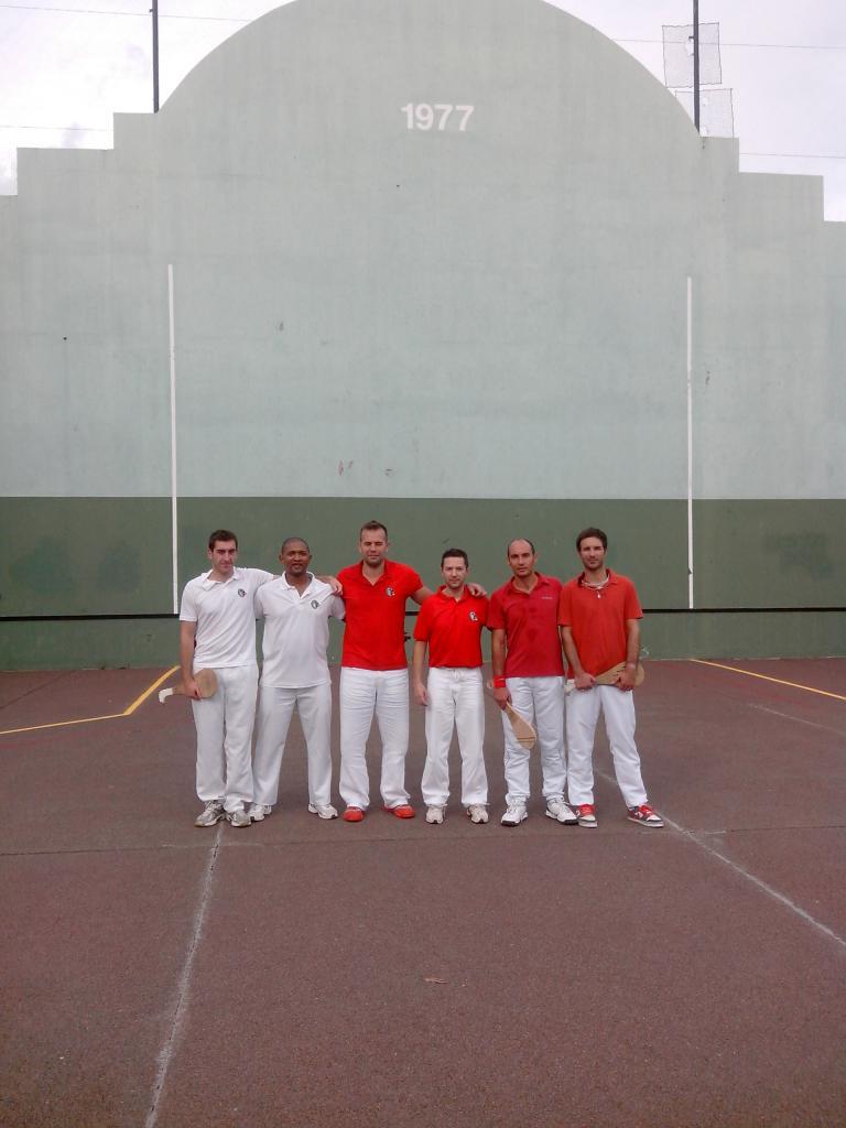 2013-10-06 Xavier et Stéphane vainqueurs en 2ème série