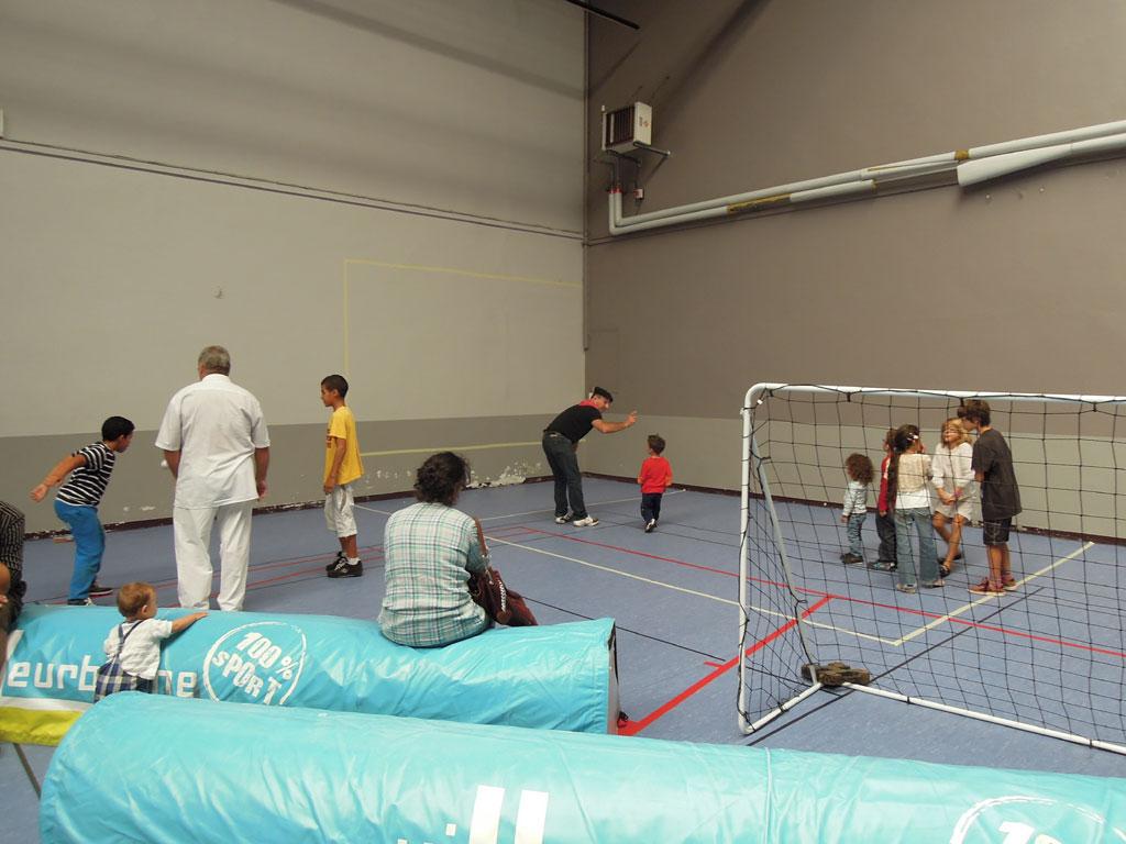 Biennale des Associations - La leçon de pelote