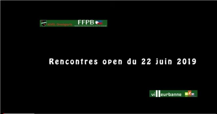 Video open